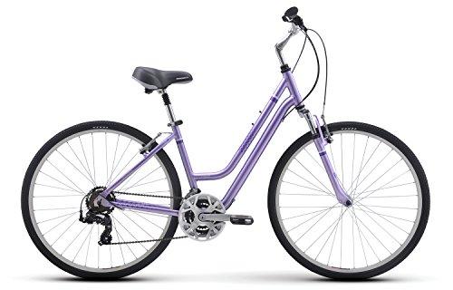 Diamondback Bicycles - Diamondback Bicycles Women's Vital 2 Complete Hybrid Bike