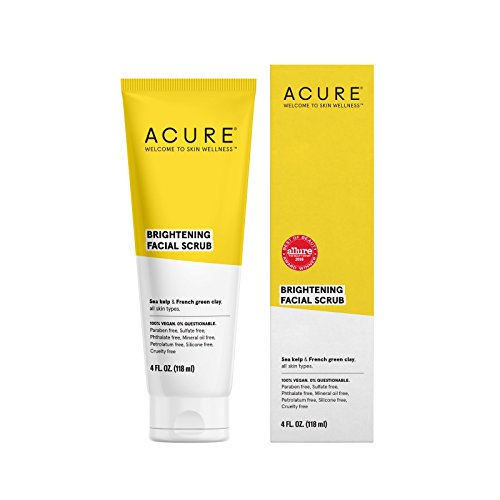 Acure - Brilliantly Brightening Facial Scrub
