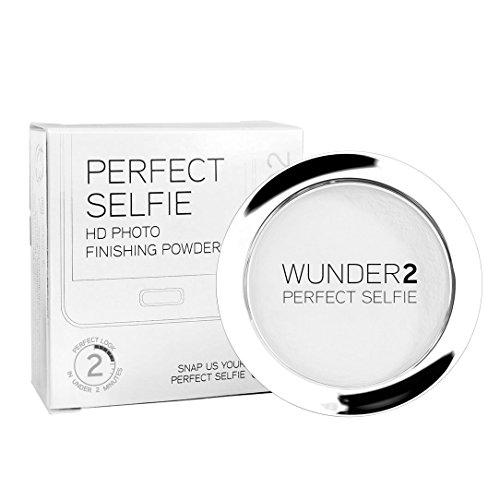 Wunder2 - WUNDER2 PERFECT SELFIE HD Photo Finishing Powder - Translucent Setting Powder Makeup