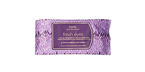 Tarte - Fresh Eyes Maracuja Waterproof Eye Makeup Remover Wipes