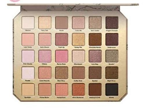 Rercicies - Profesional Eye Cosmetics Chocolate Natural Just White Peachy Collection Palette Black Book GINGERBREAD SPICE Eyeshadow Makeup love