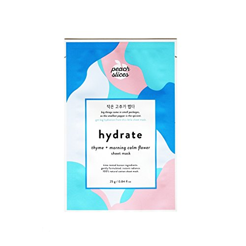 Peach Slices  - Hydrate Sheet Mask Facial Treatment