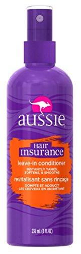 Aussie - Aussie Conditioner Hair Insurance Leave-In Spray 8 Ounce (235ml) (3 Pack)