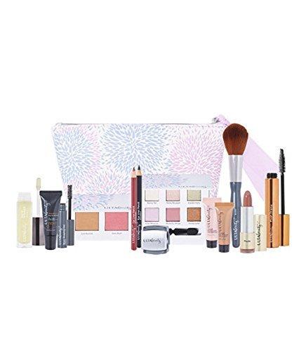 Ulta Beauty - Ulta Beauty 14 Piece Gift Set. Lilac Purple Makeup Bag With Primers, Gloss, Lipstick, Mascara & More!