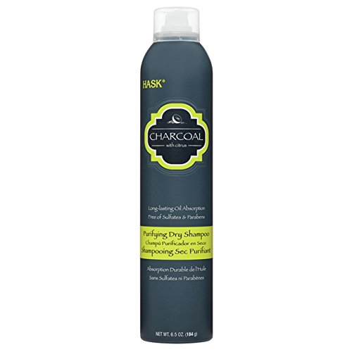 Hask - Charcoal With Citrus Purifying Dry Shampoo