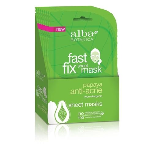 Alba Botanica - Acnedote Clearing Gel Peel-single Use Mask