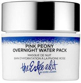 Estée Edit - The Estée Edit Pink Peony Overnight Water Pack 0.5 oz