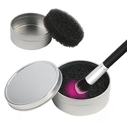 null - Esponja Limpiadora para Brochas de Maquillaje