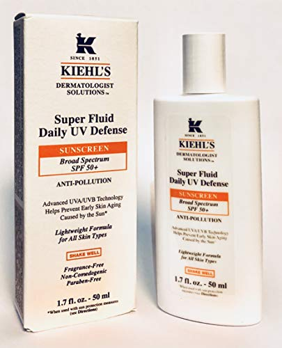 Kiehl's - Super Fluid UV Defense Sunscreen SPF 50+