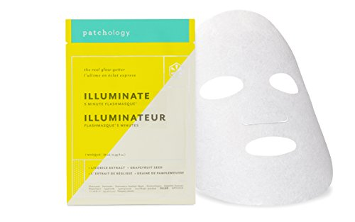 Patchology - Patchology Illuminate Flashmasque Mask, 1 Ounce