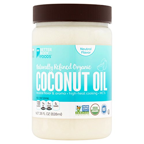BetterBody - Oil Coconut Naturally Refine