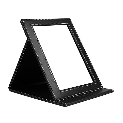 DUcare - DUcare Portable Folding Vanity Mirror with Stand, Large