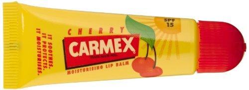 Carmex - Carmex Cherry Lip Balm SPF 15 0.35 oz (Pack of 12)