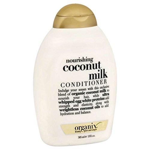 null - Organix Nourishing Coconut Milk Conditioner 13 oz (Pack of 10)