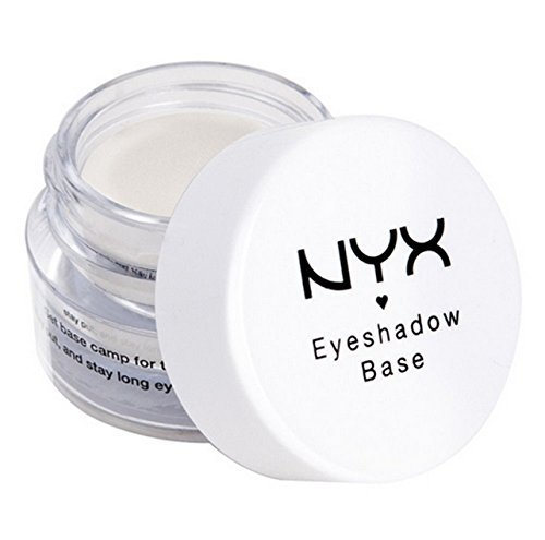 NYX - NYX Eye Shadow Base Primer ESB02 - White Pearl