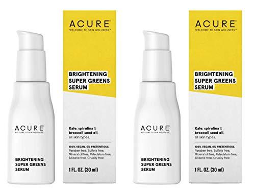 Acure Organics Brightening Super Greens Serum