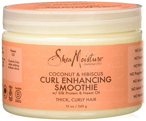 Shea Moisture - Coconut Hibiscus Curl Enhancing Smoothie