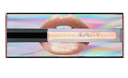 Huda Beauty - Lip Strobe Metallic Lip Gloss - Ritzy