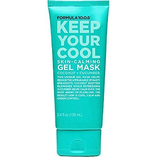 null - Keep Your Cool Skin- Calming Gel Mask
