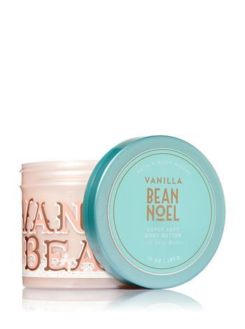 Bath & Body Works - Super Soft Body Butter with Shea Butter, Vanilla Bean Noel