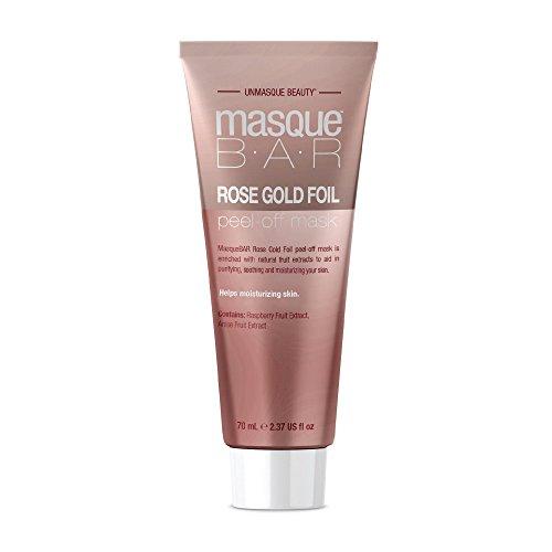 Masque BAR - Rose Gold Foil Peel Off Mask