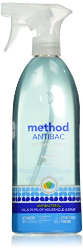 Method - Method Antibacterial Bathroom Cleaner, Spearmint, 28 Ounce
