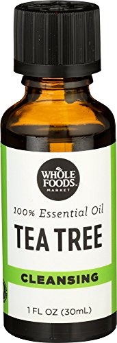 Whole Foods Market - 100% Essential Oil Tea Tree