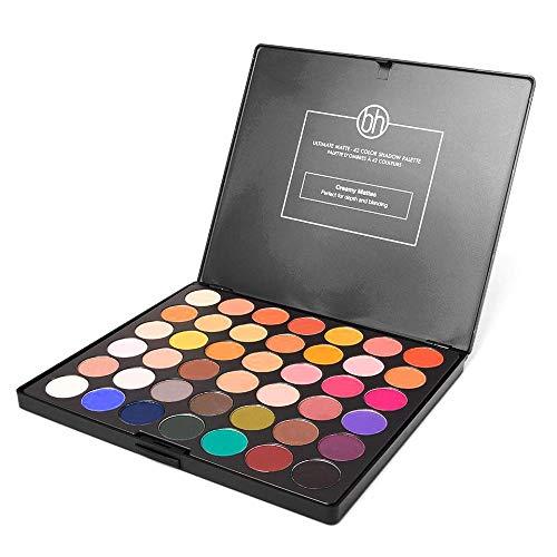BH Cosmetics - Ultimate Matte Eyeshadow Palette