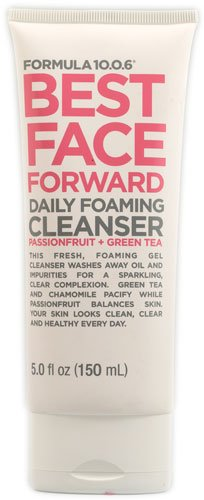 Formula Ten-O-Six Best Face Forward Daily Foaming Cleanser
