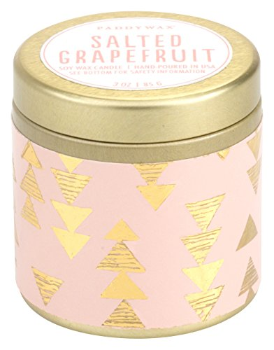 Paddywax Candles - Kaleidoscope Collection Scented Travel Tin Candle