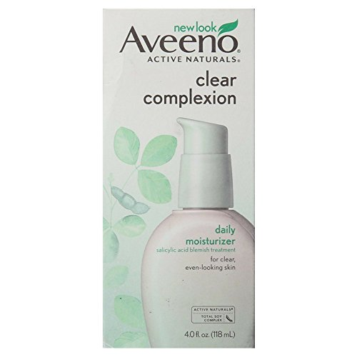 Aveeno - Aveeno Clear Complexion Daily Moisturizer, 4 Oz