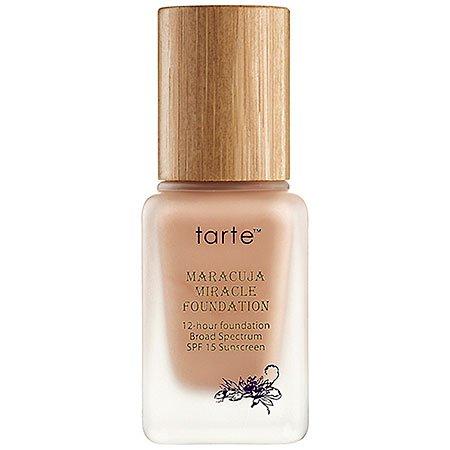 Tarte - Tarte Maracuja Miracle Foundation 12-Hour Broad Spectrum SPF 15 Tan 1 oz