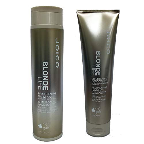 Joico - Joico Blonde Life Brightening Shampoo 10.1 fl oz and Conditioner 8.5 fl oz Duo