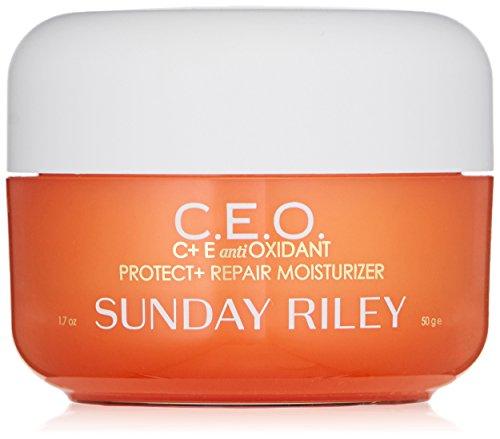 Sunday Riley - C.E.O. C Plus E Antioxidant Protect Plus Repair Moisturizer