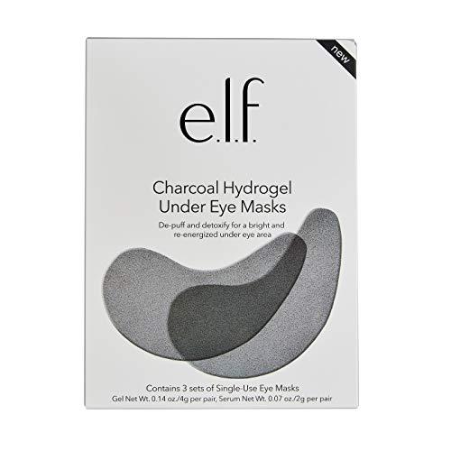 e.l.f. Cosmetics Hydrogel Charcoal Undereye Masks