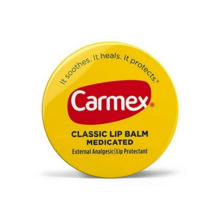 CARMA LABS INC - Carmex Classic Lip Balm Medicated 0.25 oz (Pack of 12)