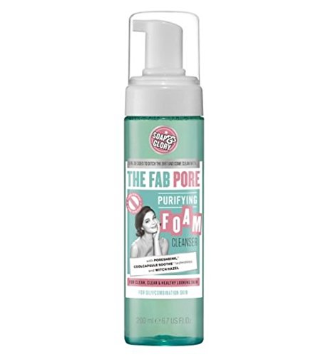 Soap & Glory Soap And Glory THE FAB PORE Purifying Foam Cleanser 200ml