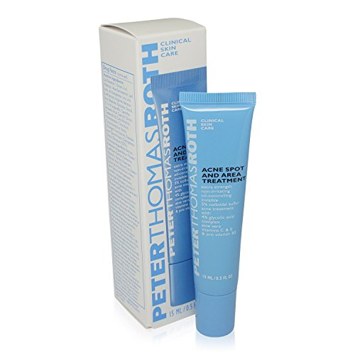 Peter Thomas Roth - Peter Thomas Roth Acne Spot and Area Treatment 0.5 Fluid Ounce