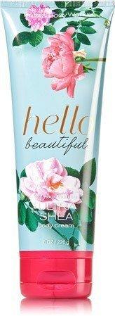 Bath & Body Works - Hello Beautiful Ultra Shea Cream