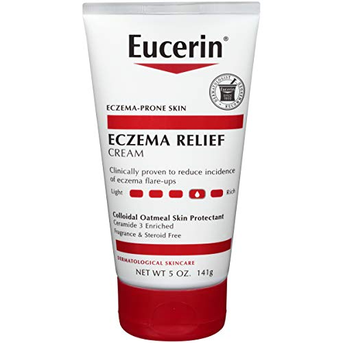 Eucerin - Eucerin Eczema Relief Cream - Full Body Lotion for Eczema-Prone Skin - 5 oz. Tube