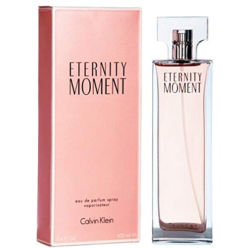 Suntimes Shop - C K Eternity Moment women Eau De Parfum Spray 3.4 OZ.