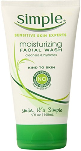 Simple - Moist Face Wash