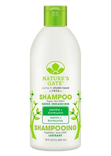 Nature's Gate - Nature's Gate Jasmine + Kombucha Shine Enhancing Shampoo, 18 Fluid Ounce
