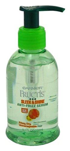 Garnier - Garnier Fructis Serum Anti-Frizz Sleek & Shine 5.1 Ounce (150ml) (2 Pack)
