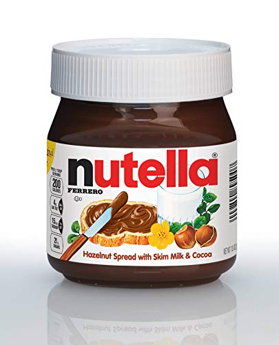 Nutella - Nutella Hazelnut Spread, 13 Ounce - 15 per case.
