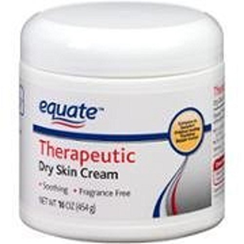 Equate - Equate Therapeutic Dry Skin Cream, 16 oz