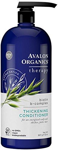 Avalon Organics - Biotin B-Complex Thickening Conditioner