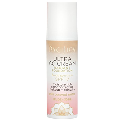 Pacifica - Pacifica Beauty Ultra CC Cream Radiant Foundation Natural/Medium