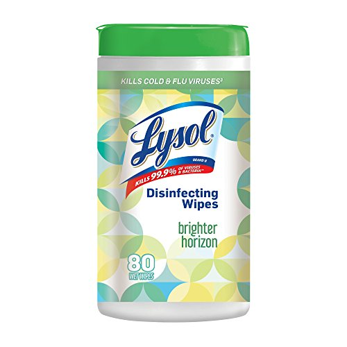 Lysol - Lysol Disinfecting Wipes, Country Breeze Scent, 80ct