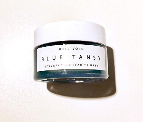 Herbivore - Herbivore Blue Tansy AHA + BHA Resurfacing Clarity Mask Travel Size 0.5 oz